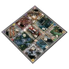 Harry Potter Cluedo Mystery Board Game Roll Over Image To Zoom In