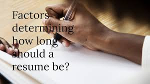How Long Should A Resume Be? ▷ Legit.ng What Your Resume Should Look Like In 2019 Money How Long Should A Resume Be We Have The Answer One Employer Sample Pfetorrentsitescom Long Be Writing Tips Lanka My Luxury 17 Write Jobstreet Philippines For Best Format Totally Free Rumes 22 New Two Page Examples Guide 8 Myths Busted
