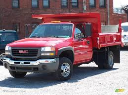 2005 Fire Red GMC Sierra 3500 Regular Cab 4x4 Dually Chassis Dump ... 1981 Gmc Sierra 3500 4x4 Dually Dump Truck For Sale Copenhaver 1950 Gmc Dump Truck Sale Classiccarscom Cc960031 Summit White 2005 C Series Topkick C8500 Regular Cab Chip Trucks Used 2003 4500 Dump Truck For Sale In New Jersey 11199 4x4 For 1985 General 356998 Miles Spokane Valley 79 Chevy Accsories And Faulkner Buick Trevose Lease Deals Near Warminster Doylestown 2002 C7500 582995 1990 Topkick 100 Sold United Exchange Usa