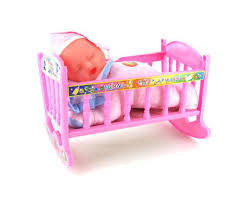 Baby Doll Cradle Bedding My Lovely Baby Doll With Crib Baby Doll