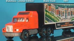 Mack Truck ~ Matchbox Limited Edition 1991 - YouTube Shurfine Markets Baltimore Md Rays Truck Photos 1940s To 1990s Six Finger Firemen Woodworking Index Of Imagestrusmack01959hauler Tank Lines Btl Inc Glen Burnie Old Mack Trucks Youtube Born Ready This Little F Model Has Been On The Ranch For 25 Teds Towing Mccormick Co Kelly Springfield Delivery Umbc Hughes Aths 2006 National Cvention Excity Ms Heil Formula 4000 Rel 953497