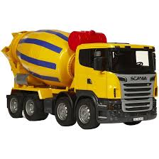 100 Toy Cement Truck Buy Scania Mixer Online In Dubai UAE S R US