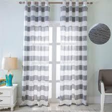 großhandel gestreifte gardinen für schlafzimmer polyester kitchen cafe fenster bildschirm jarl hauptdekoration modernes nach maß schlafzimmer vorhang