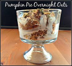 Pumpkin Pie Overnight Oats Healthy by Pumpkin Pie Overnight Oats The Hungry Traveler