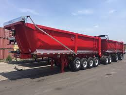 100 J And J Truck Bodies End Dump Trailers For Sale On CommercialTradercom