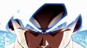 Goku Dragon Ball Super Dbs Dbsedit Dbedit Ultra Instinct Gif Mygifs Mine