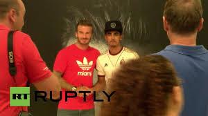 Freddie Mercury Death Bed by David Beckham Dresses Up As Queen Star Freddie Mercury To Party