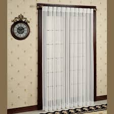 Decorative Traverse Rods Canada by Patio Door Curtain Panels Touch Of Class