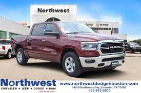 100 New Dodge Trucks For Sale 2019 RAM All 1500 Big HornLone Star Crew Cab In Houston