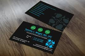 100 Paris By Design Business Business Card For Brief Therapy Center Of By