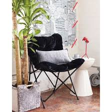 White Saucer Chair Target by Faux Fur Chair Room Essentials Target