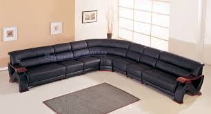 U Shaped Sectional Sofa Also West Elm Leather Vintage Plus