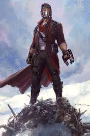 Star Lord Marvel Art Beautiful Concept Andy Park Cinematic Universe