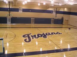 High School Gymnasium Flooring By Connor Sports