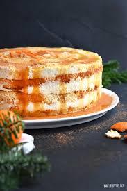 herzfutter food mandarinen schmand torte mit