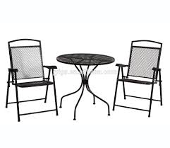 3-piece Metal Mesh Patio Furniture - Buy Patio Furniture,Mesh Metal Outdoor  Furniture,Steel Patio Furniture Product On Alibaba.com