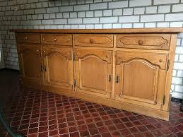 kommode sideboard eiche rustikal für küche oder esszimmer