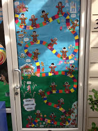 Classroom Christmas Door Decorating Contest Ideas by Candy Land Door Room 3 Craft Door Ideas Completed Items For