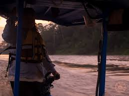 Captains Boat Chair Amazon by Peru Amazon Jungle A Visual Journey