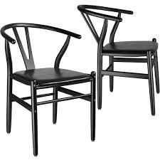 2 esszimmerstühle alena schwarz tectake ansehen