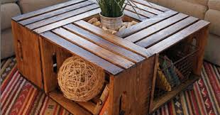Crate Coffee Table Rev