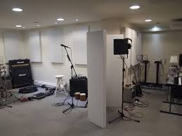 In Many Common Recording Situations A Vocal Booth Screen Or Gobo Panel Can Be Used As Portable Studio To Treat
