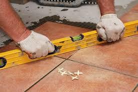 how to lay tile concrete doityourself