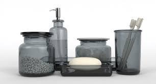 Restoration Hardware Mirrored Bath Accessories by Set For Bathrooms Restoration Hardware Metal Apothecary