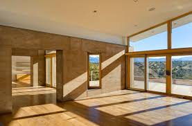 Striking Rammed Earth Home Blends Into The Hills Of Santa Fe ... Contemporary Uerground Home Interior Homes Designs Earth House Design Sustainable Living Rammed Stokers Siding Barefoot Stack A Blog About Art And Architecture Intended Clever 12 Developments Detailed Plans Sheltered Best Images On Sunny Room Full Time That Feels Like Cumbria Southern Plan Home Design Complete Craftsman Cottage Style For Simple Earthfriendly Cstruction Methods Berm Premade