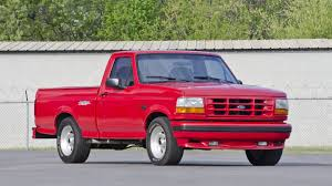 100 Ford Truck Values S 199395 SVT Lightning Is A Bargain Lowproduction