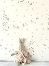 papier peint pour chambre bébé papier peint pour enfant papier peint chambre fille deco