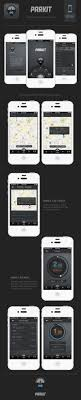 UX UI iPhone App on Behance