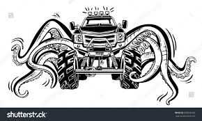 Royalty-free Vector Monster Truck With Tentacles Of… #605656190 ... Drawing Of Monster How To Draw A Cool Tattoo Sstep Truck Party Ideas At Birthday In A Box Tattoos Cars Trucks Motorcycles From Smilemakers To Step By Pop Culture Free Jam Temporary 2011 Monster Timeflys 56 1854816228 Tattoos72 Tattoos Per Package Fun Express Inc 1461042 Pineal Model 18 24g Skelton King Sg801 Brushed Ink Little Globalbabynz 64 Chevy Y Twister Tattoo Santa Tinta Studio Tj Facebook Truck Body Shop The Kids Got Monster