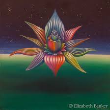 Soul Flower Prints THE ARTWORK OF ELIZABETH BANKER