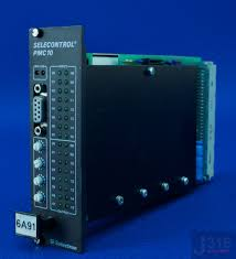 100 Pmc 10 1863 SELECONTROL HIGH PERFORMANCE PLC PMC 6A91 J316PL VPASP