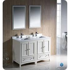 width of double vanity standard height of bathroom vanity design