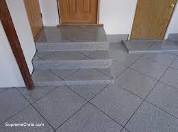 concrete step resurfacing epoxy tile new in repin