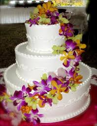 Hawaiian Wedding Cake Design Ideas