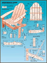 free plans for garden chair woodworking design furniture