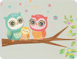 owl wall stickers eclectic kids wall decor sydney by bright hoot