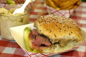 Roast Beef Curtains Define by Travel Thru History Buffalo And Niagara Falls Come For The Food