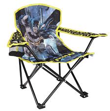 Coleman Oversized Quad Chair With Cooler Pouch by Disney Batman Camp Chair Continue To The Product At The Image