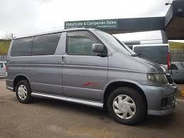Mazda Bongo Campervan Conversion 2005 Used Campervans For Sale In South West