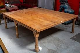 Singer Sting And Wife Trudie Stylers Old Dining Table Is Up For Auction