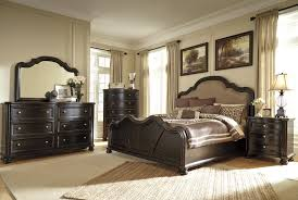 North Shore Sleigh Bedroom Set by Rubbed Black Bedroom Furniture Home Decor U0026 Interior Exterior