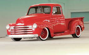 100 Classic Truck Parts 1948 ChevyGMC Pickup Brothers Hot
