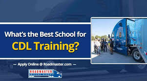 What's The Best School For CDL Training? - Roadmaster Drivers School