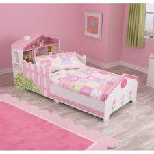 Designs of Toddler Bed for Girl