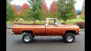 1977 Chevy 4x4 - YouTube Related 1977 Chevy Trucks 1978 1980 1976 Chevy Silverado 4x4 C10 Steve And Susie F Lmc Truck Life 77 For Sale Icifrancecom Chevrolet C20 Pickup 34 Ton 454 91100 Miles Th400 Car Brochures Chevrolet Gmc Ss Youtube Dealer Keeping The Classic Look Alive With This Shortbed Stepside 1500 12 For Extended Cab Wwwtopsimagescom Silverado Short Bed Designs