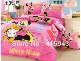 Minnie Mouse Twin Bedding wholesale good quailty twin bedding princess bedding set